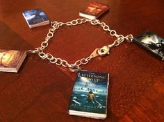 He also can rock ur wrist! Percy Jackson Jewelry, Fandom Outfits, Uncle Rick, Heroes Of Olympus, Rick Riordan, Olympians, Take That, Seaweed Brain, Unique Jewelry
