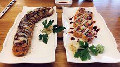 Sushi  #Mr.Bien Asia Food   http://maisonjaloves.blogspot.de/2017/09/food-guide-in-dresden-sushi.html?m=1