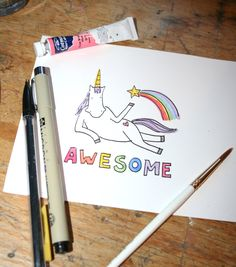 2 Handy Hacks for Drawing Block Letters