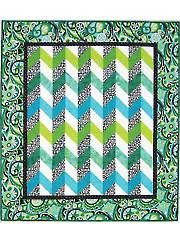 Baby & Kids Wall Quilt Patterns - Reflections Quilt Pattern