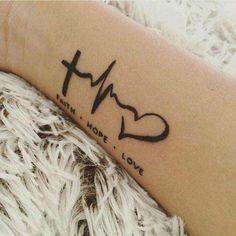 45 perfekt niedlich Glaube Hoffnung Liebe Tattoos und Designs mit Best Placement 45 Perfectly Cute Faith Hope Love Tattoos and Designs with Best Placement Faith Tattoos, Faith Tattoo Designs, Cross Tattoo Designs, Cross Designs, Believe Tattoos, Love Tattoos, Cousin Tattoos, Anchor Tattoos, Bird Tattoos