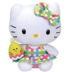 HELLO KITTY - w/chick