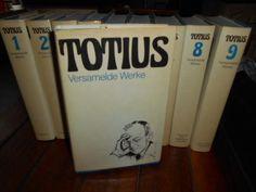 Buy REDAKSIE PROF DR. HERTZOG VENTER: TOTIUS VERSAMELDE WERKE 1977 1STE ED.  (STEL 10  UIT 11 VOLUMES)for R400.00
