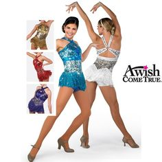 That's It - Adult - Latin/Competition Dance Dress