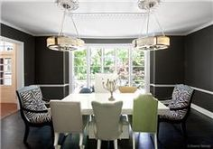 This is the formal dining room I want!!!