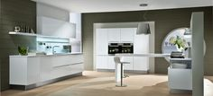 Hacker kitchen in white a very popular finish