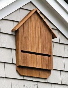 Teak Bat Houses