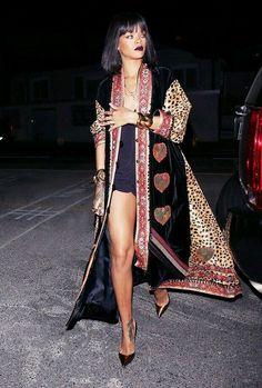 Rockin' the kimono. @thecoveteur