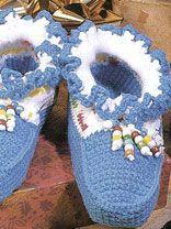 Free Crochet Slipper Patterns - Crochet Sock Patterns - Page 2