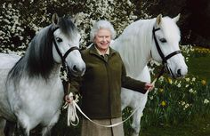 This picture of The Queen with her Highland Ponies at Windsor in 2006 forms part of a special photographic display entitled 'Long To Reign Over Us' which will open at Buckingham Palace, Windsor Castle and the Palace of Holyroodhouse from 9 September.