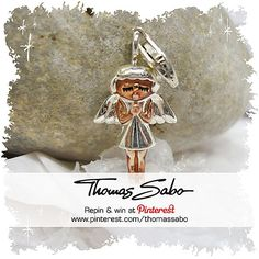 so cute ; Christmas Wishes, Christmas Angels, Xmas, Thomas Sabo, Cecile, Future Fashion, New Pins, Winter Time, Cool Things To Buy