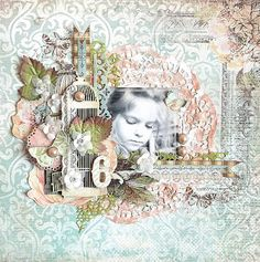 Another exquisite layout by Karola Witczak