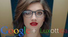 Luxottica-google