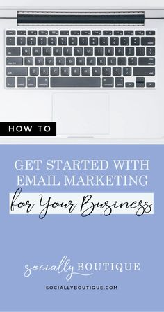 Ready to rock your email marketing strategy but have no idea where to begin? We've got you covered with the basics today! Email Marketing Design, Email Marketing Strategy, Small Business Marketing, Content Marketing, Business Tips, Online Marketing, Online Business, Digital Marketing, Marketing Ideas