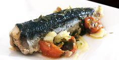 Receita descomplicada para preparar uma sardinha rápida, aproveitando esse…