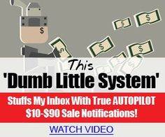 This Dumb Little System shows how to have other people drive traffic to your offer for Free! Click the link to watch how its done. Way To Make Money, Make Money Online, How To Make, Email Marketing, Internet Marketing, Earn Extra Income, Direct Sales, Work From Home Jobs, Watch Video