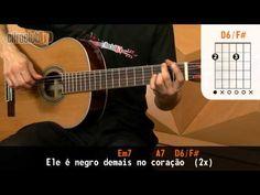Samba Da Bênção - Baden Powell e Vinícius de Moraes (aula de violão simplificada)
