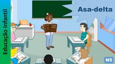 Educação Infantil - Nível 5 (crianças entre 8 a 10 anos): Asa-delta