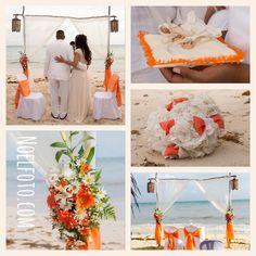 Decoracion de bodas en la playa 3163539724