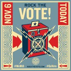 #WE WILL #GO VOTE