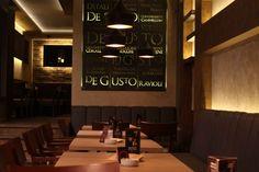 De GUSTO cafe restaurant by MIKA design Novi Sad Serbia 05 De GUSTO cafe & restaurant  by MIKA design, Novi Sad – Serbia