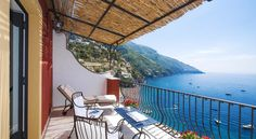 Hotel Miramare - Positano Italy  Explore this and other boutique hotels at…