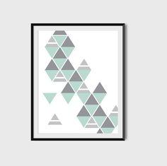 Geometric Art Minimalist Poster Geometric Poster, Geometric Art, Minimalist Poster, Minimalist Art, Office Decor, Scandinavian, Texture, Unique Jewelry, Handmade Gifts