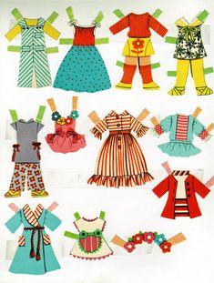 Paper Dolls~Flatsy - Bonnie Jones - Álbumes web de Picasa