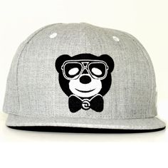 c61822d7ba6 HARLEM GRAY SNAP BACK