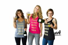 Check out our favorite ways to make sure you and your group stand out at your bachelorette party- we promise you will have way more fun this way!