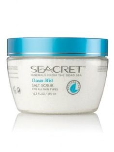 Seacret Salt Scrub  Ocean Mist  250gr * Check this awesome product by going to the link at the image.