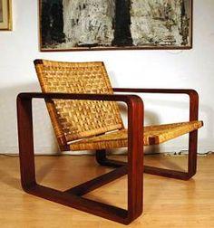 Domus Chair by Klaus Grabe and Michael van Beuren (ca. 1942)