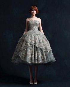 MaySociety — Krikor Jabotian Spring/Summer 2018 Source by ladybugrivers dresses Beautiful Gowns, Beautiful Outfits, Pretty Outfits, Pretty Dresses, Couture Dresses, Fashion Dresses, Fantasy Dress, Dream Dress, Look Fashion