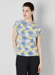 Couverture and The Garbstore - Womens - Minä Perhonen - River Bed T-Shirt