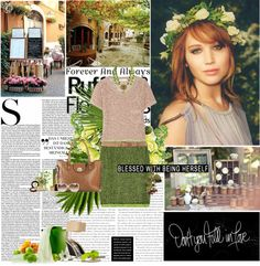 """I used to rule the world, seas would rise when I gave the word. Now in the morning I sleep alone and sweep the streets I used to own."" by jesscullenbass on Polyvore"