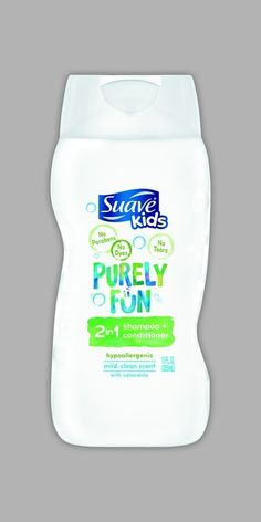 Suave Kids makes great body and hair wash products taht save you money! #SuperMomVoxBox