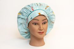 Beyond the Sea Divers Bouffant Scrub Hat