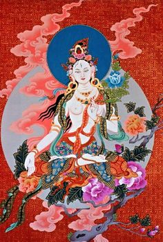 Mother Tara, Green Tara, White Tara and More Taras