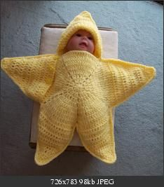 Crochet~ Twinkle, Twinkle... Cutest thing I've ever seen!