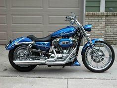 2004 Harley Davidson XL1200C Sportster, Price:$12,000. DoeRun, Missouri #hd4sale #motorcycle