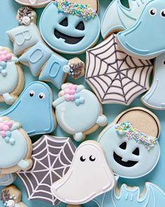 Fancy Sugar Cookies, Fox Cookies, Fox Cake, Cookie Designs, Cookie Ideas, Cookie Table, Holiday Candy, Halloween Cookies, Holiday Baking