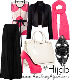 Hashtag Hijab Outfit #183