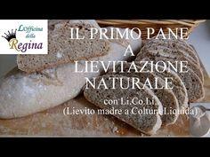 Il primo pane a lievitazione naturale - YouTube