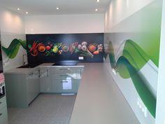 Wanddekorplatte mit 1m Höhe Wall Decor, Products