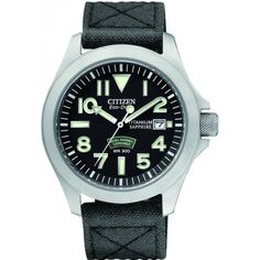 The Citizen Gent's Royal Marines Commando Watch is another genius creation from the leading watch maker - Citizen. This watch is built with toughness and quality design. Know more about the Citizen by visiting our site! Bulova, Seiko, Casio Edifice, Citizen Eco, Patek Philippe, G Shock, Watch Companies, Watch Brands, Cool Watches