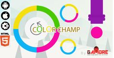 Buy Color Champ - Game - CAPX by tharindutpd on CodeCanyon. Match the colors with circles, Balance both sides. Game have 3 Levels with and 4 circle colors. Web Design Tutorials, Coding, Templates, Website, Scripts, Games, Role Models, Template, Script
