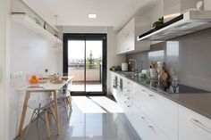 déco appartement moderne cuisine