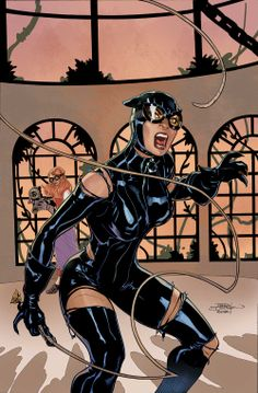 Catwoman by Terry Dodson