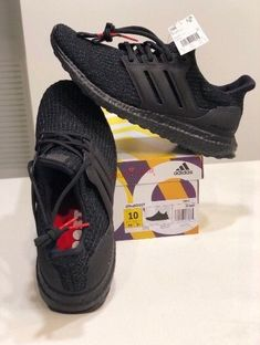 c874762be Check out what I m selling on Mercari! Adidas UltraBoost 4.0 TRIPLE BLACK  SZ 10