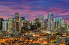 Experience the extraordinary in Denver